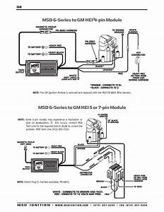 Mallory To Msd Distributor Wiring Diagram
