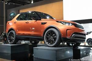 Land Rover Avignon : mondial de l automobile 2016 les nouveaut s anglaises autoweb france ~ Gottalentnigeria.com Avis de Voitures