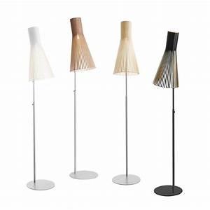 Lampe Skandinavisches Design : secto 4210 gulvlampe i tidl s unik formgivning fra sectodesign ~ Markanthonyermac.com Haus und Dekorationen