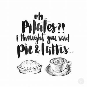 Modern Girls & ... Pie Food Quotes