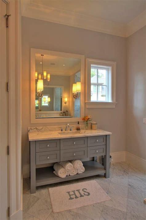 ideas  gray bathroom walls  pinterest