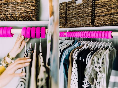 A Tidy And Well Organized Closet  Diana Elizabeth