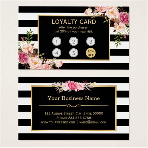 loyalty card designs templates psd ai indesign