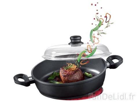 cuisine lidl sauteuse en fonte cuisson et cuisine fan de lidl fr