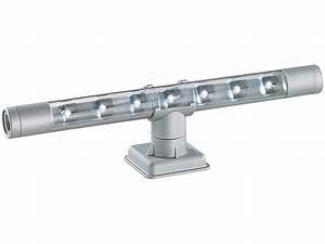 Led Beleuchtung Batterie : lunartec flexible warmwei e 4in1 led unterbauleuchte mattsilber ~ Watch28wear.com Haus und Dekorationen