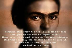15 immortal quo... Frida Kahlo Love Quotes