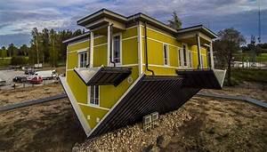 Tagurpidi Maja Maison L39envers En Estonie