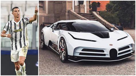 Cristiano ronaldo suma un bugatti veyron a su colección de superdeportivos. Bugatti: ¿Es de Cristiano Ronaldo este Bugatti Centodieci con los colores de la Juve? | Marca.com