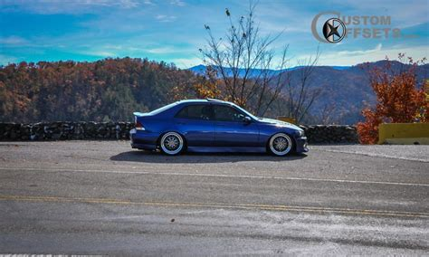 lexus is300 stance black 2002 lexus is300 privat akzent custom lowered adj coil overs