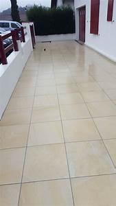 Carrelage Clipsable Exterieur : terrasse carrelage et dallage fa ade et terrasse ~ Premium-room.com Idées de Décoration