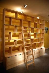 Bibliothèque Moderne Design : bibliotheque moderne design maison et chaise ~ Teatrodelosmanantiales.com Idées de Décoration