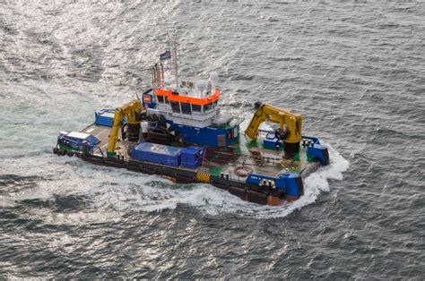 bureau veritas nederland multi purpose schip uitgerust met twee knikboom kranen