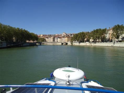 The Boat Lyon by Saone From The Boat Bild Lyon City Boat Lyon