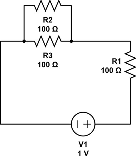Batteries Create Circuit With Identical Light Bulbs