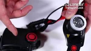Lampe Frontale Led Lenser : led lenser h7r 2 lampe frontale running youtube ~ Melissatoandfro.com Idées de Décoration