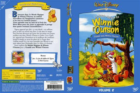 le de chevet winnie l ourson jaquette dvd de winnie l ourson le monde magique de winnie l ourson vol 8 cin 233 ma