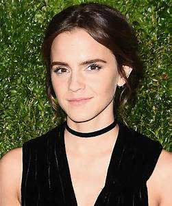 Emma Watson's Dyes Her Hair Dark Brown | InStyle.com