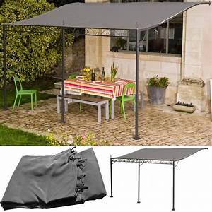 Toile Pour Terrasse : catgorie barnums pergola et tonnelle page 2 du guide et ~ Premium-room.com Idées de Décoration