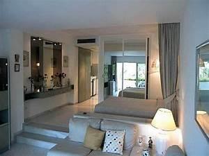 Decoration decorating ideas for studio apartments studio for Interior design ideas for studio flat