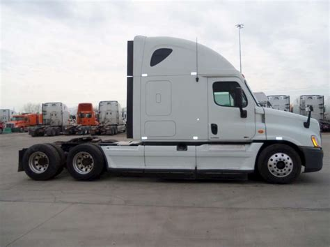 semi truck sleepers 2012 freightliner cascadia 113 sleeper semi truck for sale