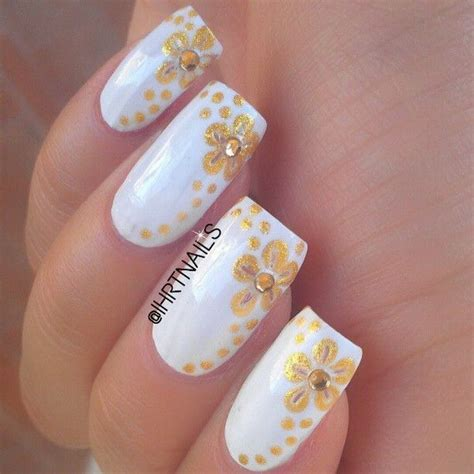 gold nail designs 45 gold nails you wish to try nenuno creative
