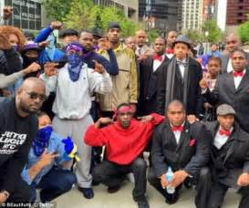 The (re)Wire: Unimaginable scenes as Baltimore's Crips ...