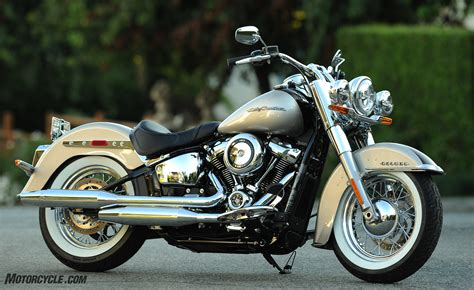 2018 Harley-davidson Deluxe Review