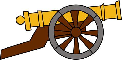 Cannon Clip Clipart Cannon 5