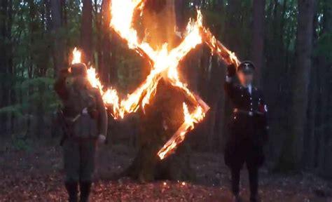 Abw Zatrzymało Neonazistów świętujących Urodziny Adolfa