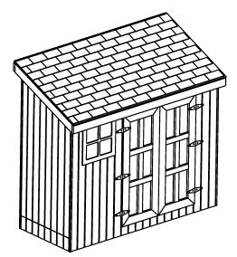 slant roof storage shed plans slant roof shed plans 4 x 10 shed detailed building
