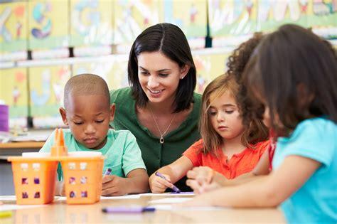 kindergarten teacher requirements salary jobs