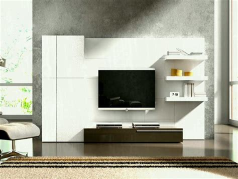 livingroom modern tv wall units for living room interior