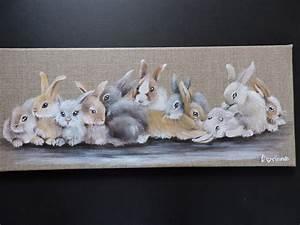 tableau decoratif en toile de lin naturel 3939 famille de With toile murale a peindre