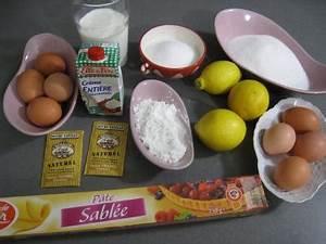 Recette Tarte Citron Meringuée Facile : tarte au citron meringu e supertoinette la cuisine facile ~ Nature-et-papiers.com Idées de Décoration