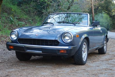 1982 Fiat Spider 2000 by 1982 Fiat Spider 2000 Information And Photos Momentcar