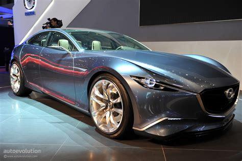 Mazda Shinari Concept [live Photos