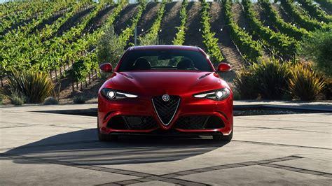 2017 Alfa Romeo Giulia Quadrifoglio 3 Wallpaper