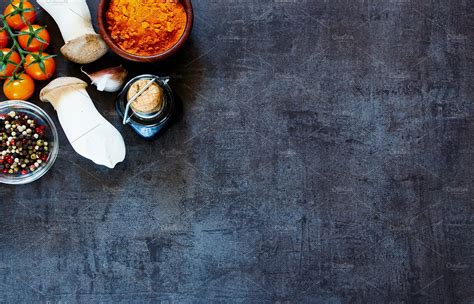 cooking background cooking ingredients background food images creative market