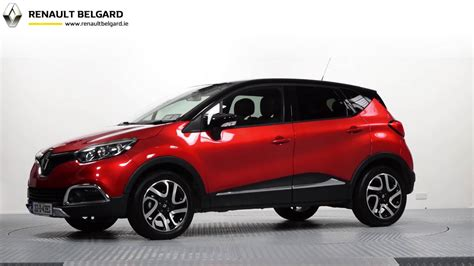 renault red 152d4393 renault captur signature 1 5 dci 90 bhp red