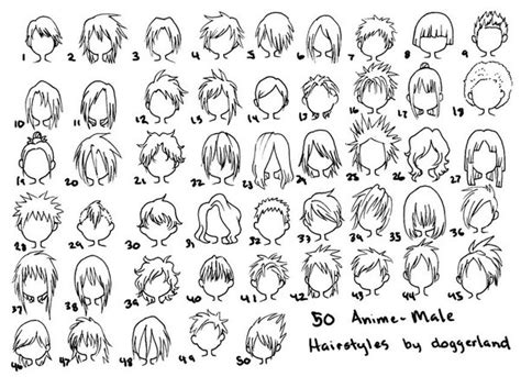 easy   draw manga hair quora