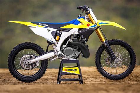 2019 suzuki rm 250 2020 suzuki rm z450 review specs and release date bike