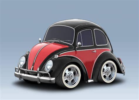 tone vw bug red  black downloads car town