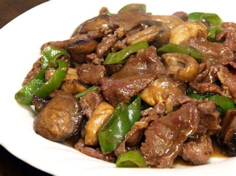 Filipino Main Dish Recipe Beef Salpicao With Buttered