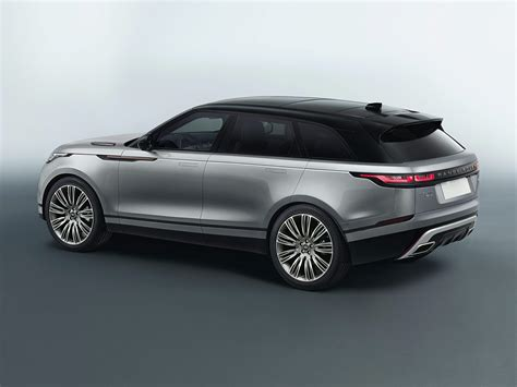 Land Rover Range Rover Velar Photo by 2018 Land Rover Range Rover Velar Price Photos Reviews