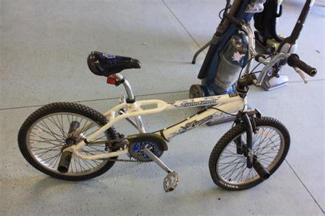 X-games Twister 2 Bmx Bike