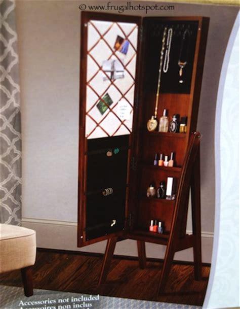costco universal furniture broadmoore cheval mirror 199