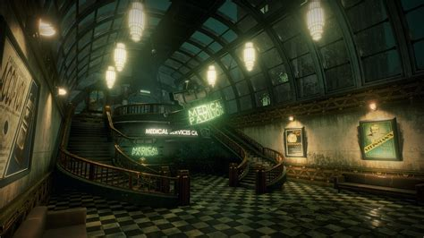 bioshock wallpapers hd backgrounds