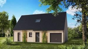 Toiture Metallique Pour Maison : toiture pour maisons plain pied ~ Premium-room.com Idées de Décoration