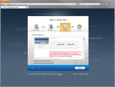 Tkentico Base Template by Version 7 Installer With V7 Ultimate License Key