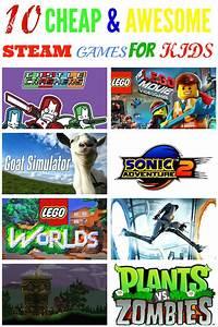 10 timeless Steam Games for Kids under £15